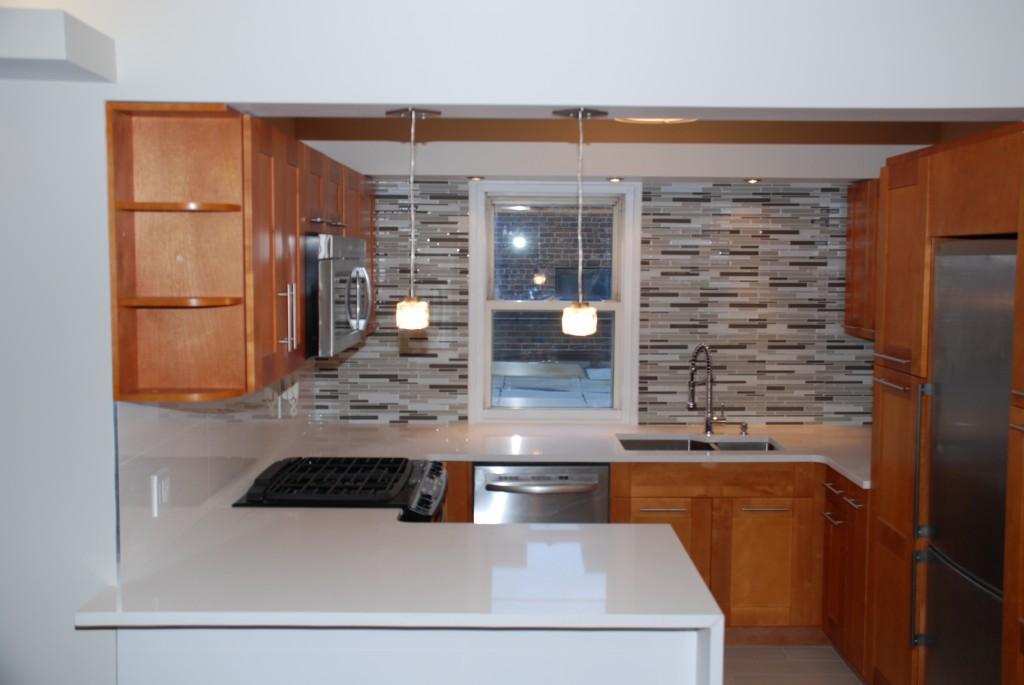 West village manhattan kitchen design decoration concept - Manhattan kitchen design ...