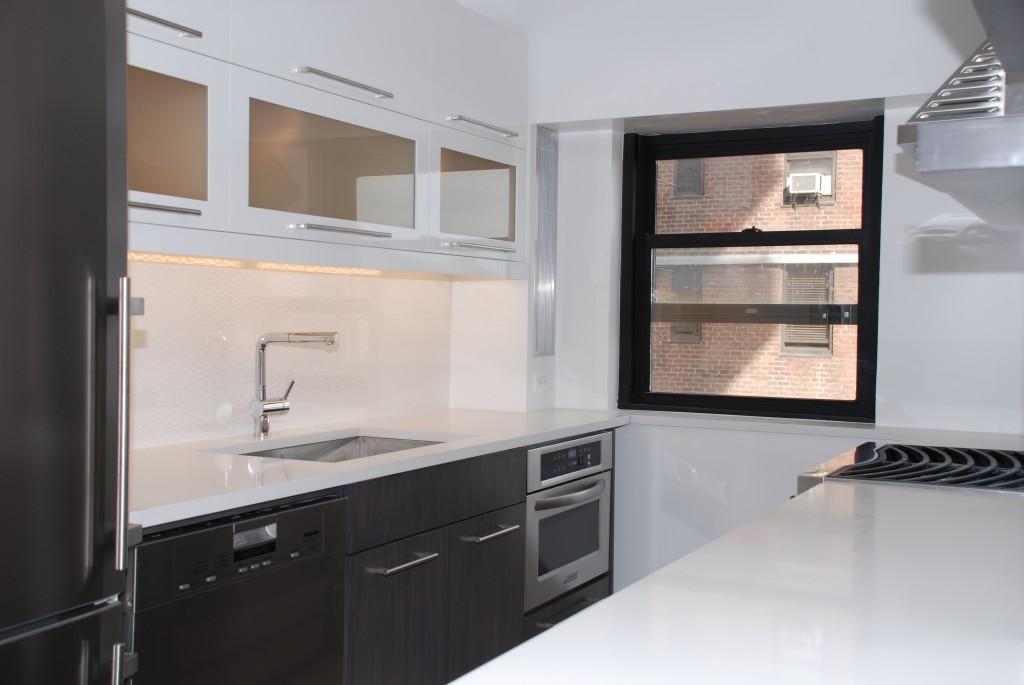Lower east side manhattan kitchen design decoration concept - Manhattan kitchen design ...